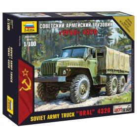 ZVEZDA 7417 1/100 Ural Truck