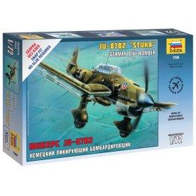 Zvezda 1:72 Junkers Ju-87 B-2