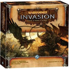 Warhammer Invasion The Card Game
