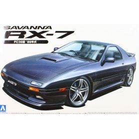 Aoshima 1:24 Mazda RX-7 FC3S 1989