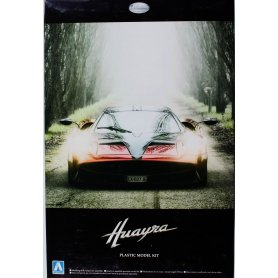 Aoshima 1:24 Pagani Huayara - Overseas Edition