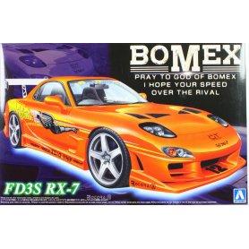 Aoshima 1:24 Mazda RX-7 FD3S Bomez Sport