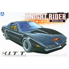 Aoshima 1:24 Knight Rider K.I.T.T.  I