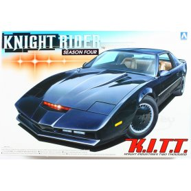 Aoshima 1:24 Knight Rider KITT IV