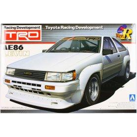 Aoshima 1:24 Toyota Levin AE86 N2