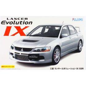 Fujimi 1:24 Mitsubishi Lancer Evo 9