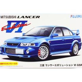 Fujimi 1:24 Mitsubishi Lancer Evo 6