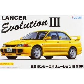 Fujimi 1:24 Mitsubishi Lancer Evo 3