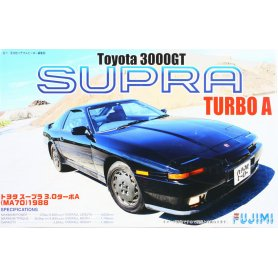 Fujimi 1:24 Toyota Supra 3000GT 1987