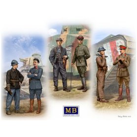 MB 35134 Tankmen of WWII