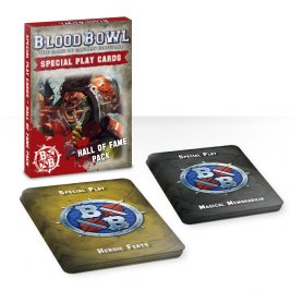 Blood Bowl Cards - Hall of Fame Pack