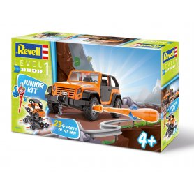 Revell JUNIOR KIT / OFF-ROAD VEHICLE / 23 elements