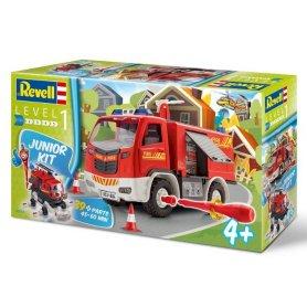 Revell 00884 Junior Kit 1/20 /00884/ Fire Truck
