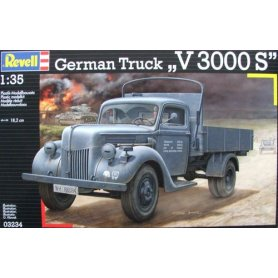 Revell 03234 1/35 German Truck V3000S ( 1941 )