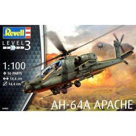 Revell 04985 1/100 AH-64A Apache