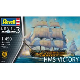 Revell 05819 1/450 HMS Victory