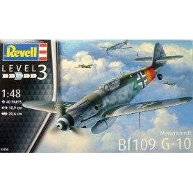 Revell 3958 1/48 Messerschmitt Bf109 G-10