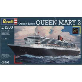 Revell 05808 Queen Mary 2    1/1200