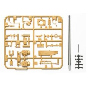 Tamiya 12660 1/35 Metalowa lufa do 35340