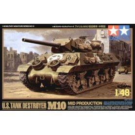 Tamiya 32519 Us Tank Destr.M10
