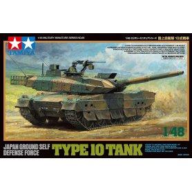 Tamiya 32588 1/48 JGSDF Type 10 Tank