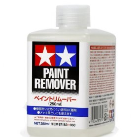 Tamiya 87183 Paint Remover 250 ml