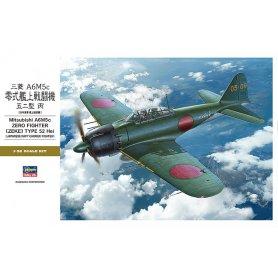 Hasegawa ST34-08884 Zero Fighter Type 52 hei