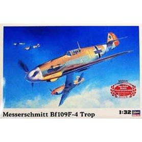 Hasegawa ST31-08881 Bf109F-4 Trop