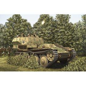 Hobby Boss 80140 German 2cm Flak 38 PzKpfw.38t
