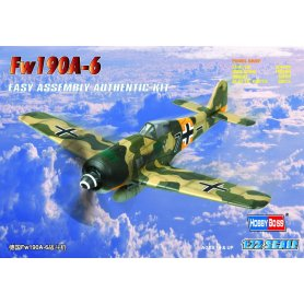 HOBBY BOSS 80245 1/72 Germany Fw190A-6 Fighter