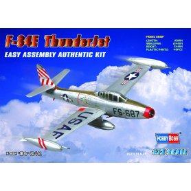 """HOBBY BOSS 80246 1/72 American F-84E """"Thunderjet"""""""