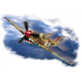 HOBBY BOSS 80251 1/72 P-40M Warhawk