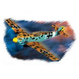 HOBBY BOSS 80261 1/72 Bf-109E4/Trop