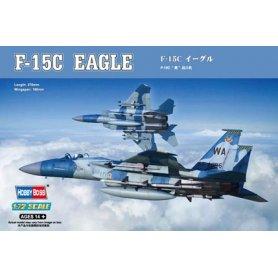 HOBBY BOSS 80270 1/72 F-15C  Eagle Fighter