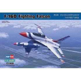 HOBBY BOSS 80275 1/72 F-16D Fighting Falcon