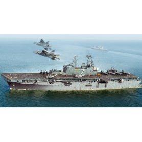 HOBBY BOSS 1:700 USS Iwo Jima LHD-7