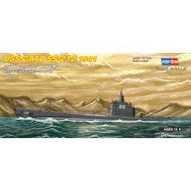 HOBBY BOSS 87012 1/700 USS GATO SS-212 1941