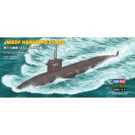 HOBBY BOSS 87018 1/700 JMSDF Harushio class submar