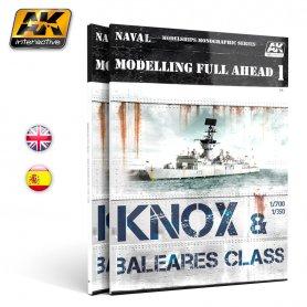 Modelling Full Ahead: Knox & Baleares Class