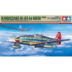 Tamiya 1:48 Kawasaki Ki-61-Id Hien Tony