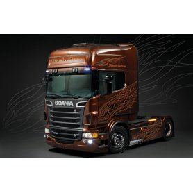 ITALERI 3897 SCANIA R730 V8 BLACK