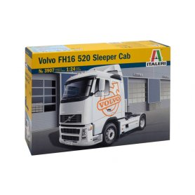 Italeri 1:24 Volvo FH16 520 SLEEPER CAB