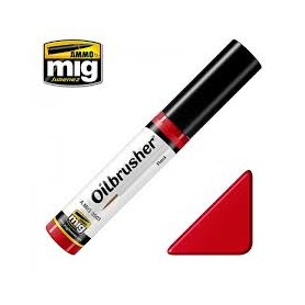 Ammo of MIG Oilbrusher Red