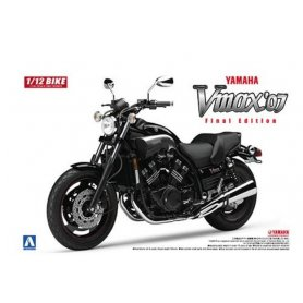Aoshima 1:12 Yamaha V-MAX Final Edition