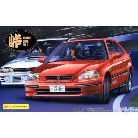Fujimi 1:24 Honda Civic
