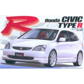 Fujimi 1:24 Honda Civic Type R