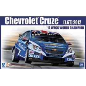 Aoshima 1:24 Chevrolet Cruse (1.6T) 2012 WTCC