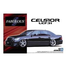 Aoshima 05238 1/24 Fabulous UCF31 Celsior '03 Toy