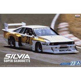 Aoshima 05230 1/24 Nissan Ks110 Silvia Super Silho