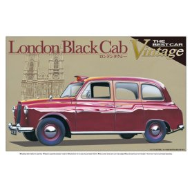 Aoshima 00072 1/24 London Black Cab